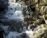 Waterfall Alongside Trail