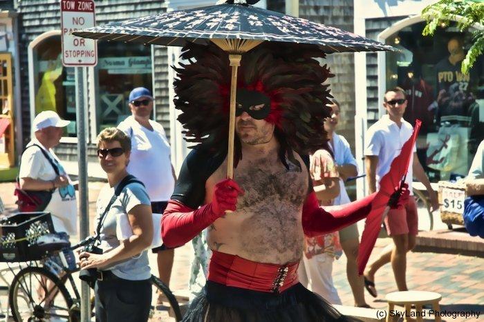 Carnival Marcher