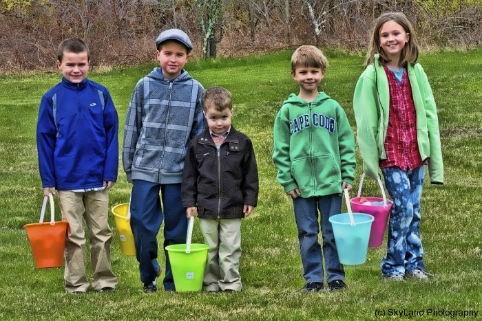 All the Egg Hunters