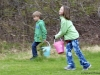Brother & Sister Egg Hunters