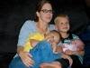Megan, Vincent, Dominic and Grace