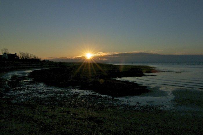 Rock Harbor Sunset II