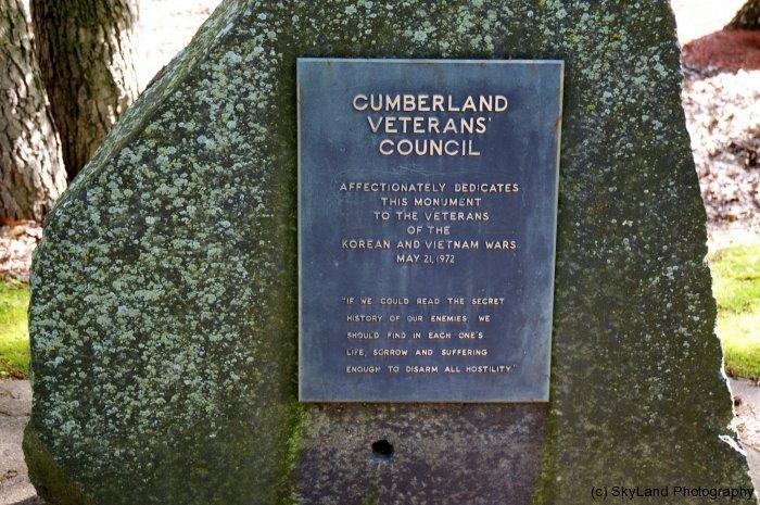 Cumberland Veterans Memorials