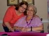 Mom and Patti