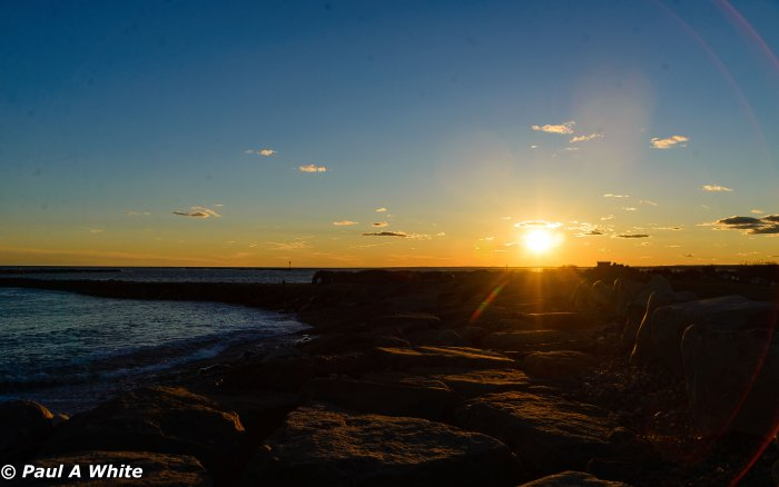 PT JUDITH NARRAGANSSETT SUNSET-001