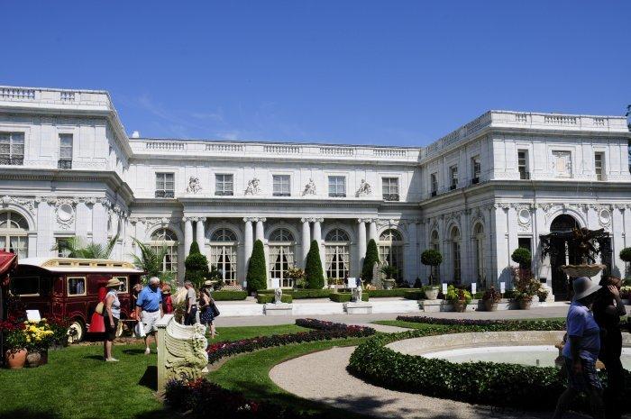 Rosecliff Mansion