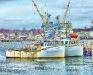 Commercial Fishing Pier Pierce Island