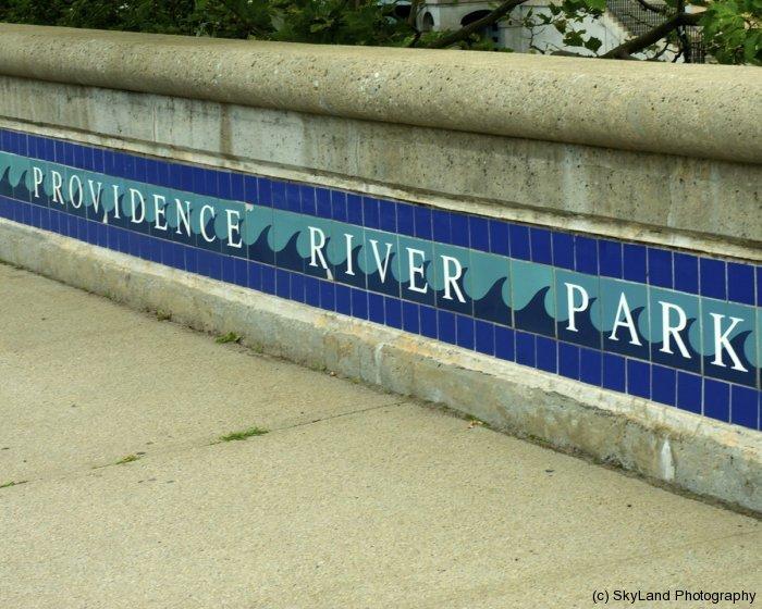 Providence River Park Walk