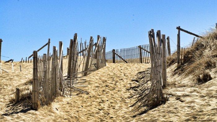 Dunes Path Race Point