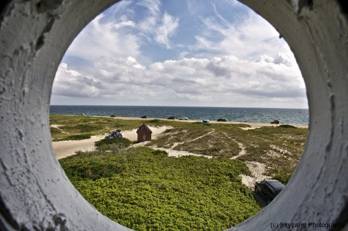 View from the Portholes