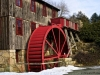 Exeter Mill Waterwheel