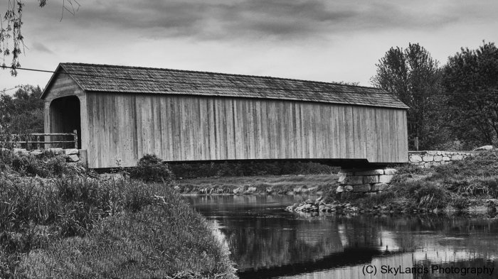 Sheffield Covered Bridge