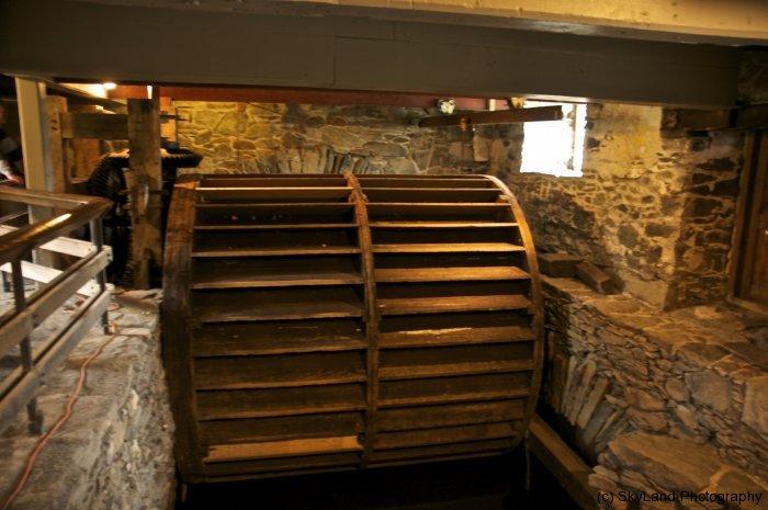 Wilkinson Mill Waterwheel
