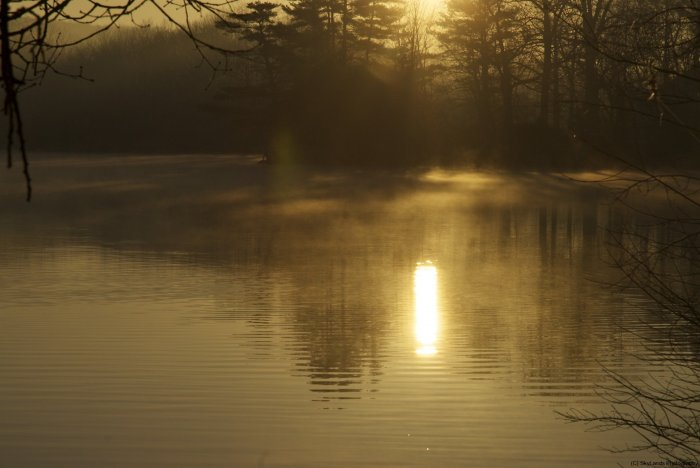 Sneach Pond Sunrise II