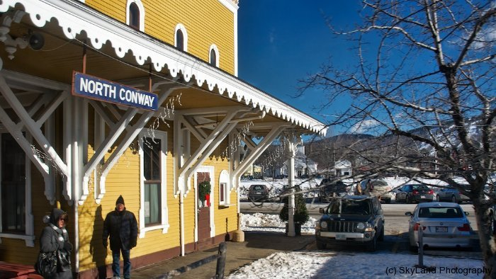 N. Conway Station