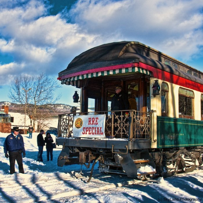 Mass Bay Railroad Enthusiasts Special