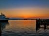 Ferry Landing Sunset
