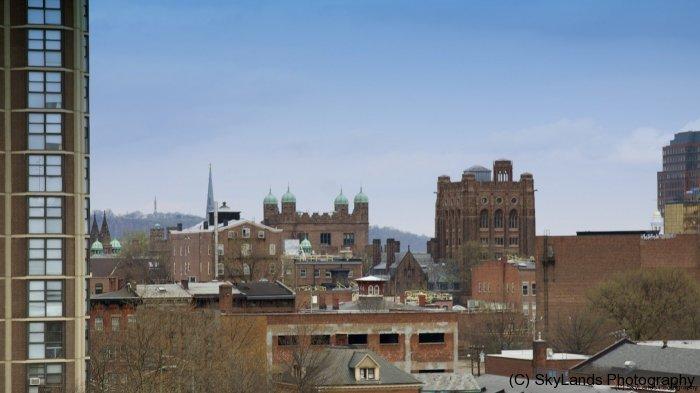 New Haven Skyline II
