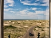 View out over the Dunes