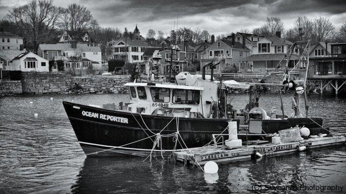 Lobster Boat Rockport