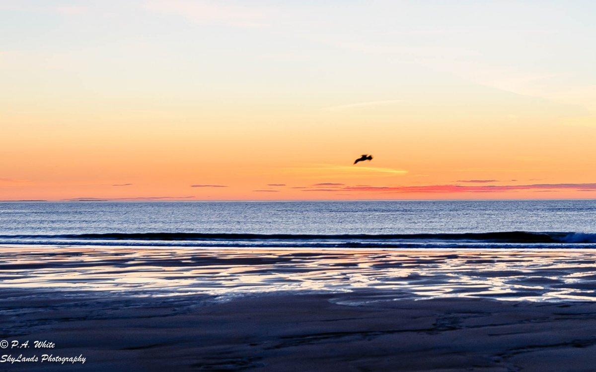 SALISBURY BEACH SUNRISE-2063