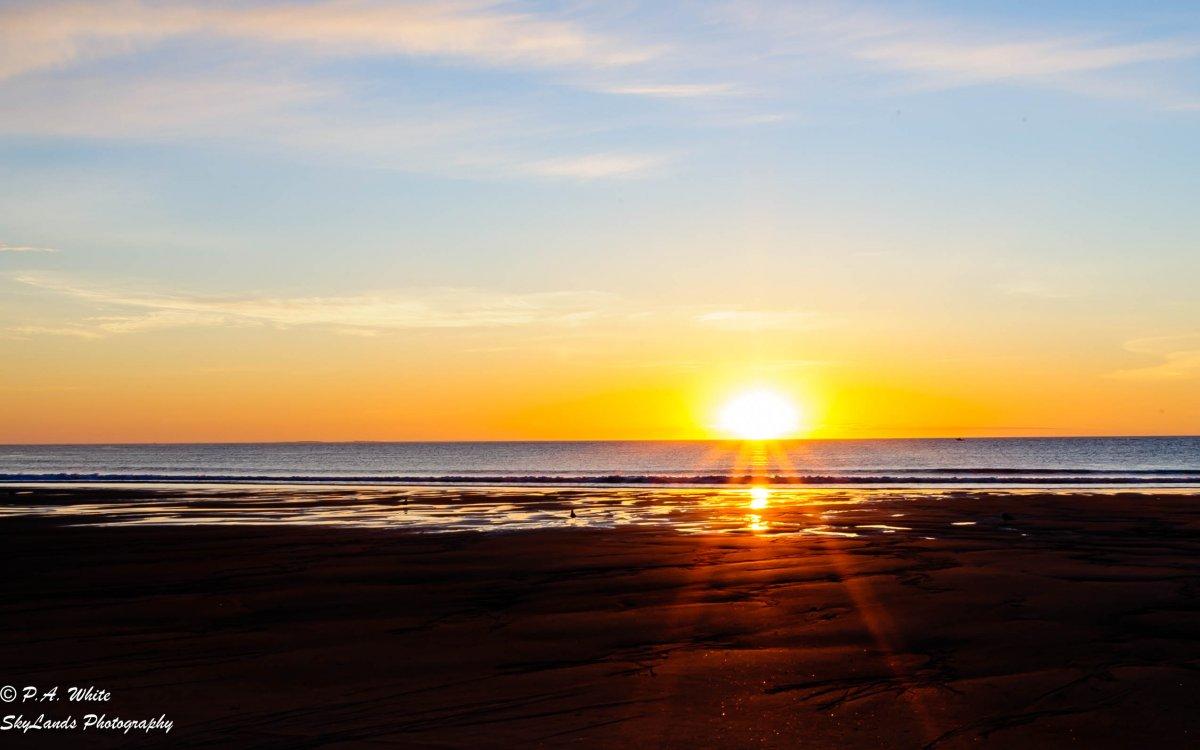 SALISBURY BEACH SUNRISE-2386